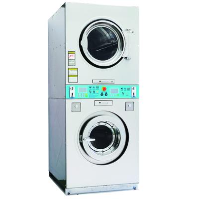 投币式上烘下洗设备