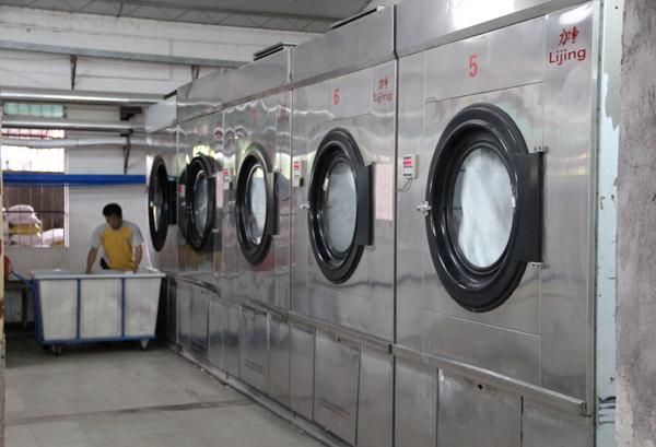 酒店宾馆洗衣设备多少钱