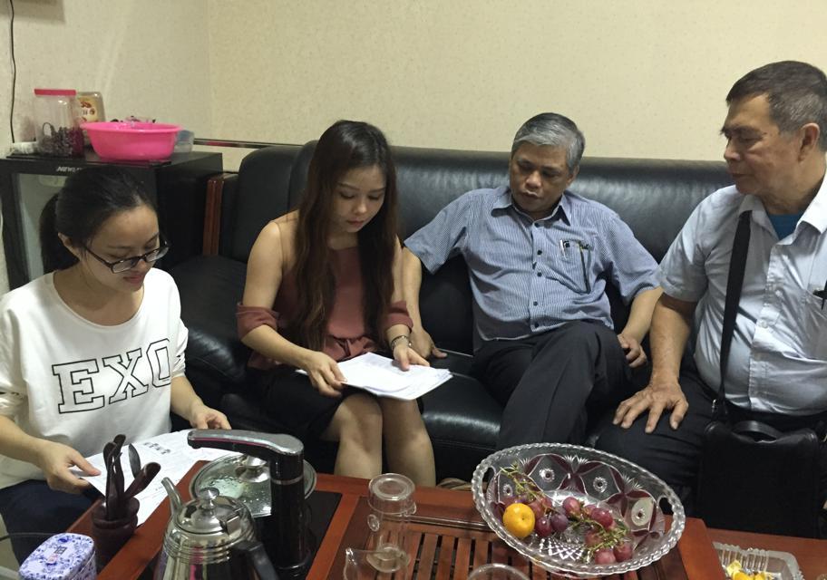 祝贺越南客户五星级度假酒店开业大吉