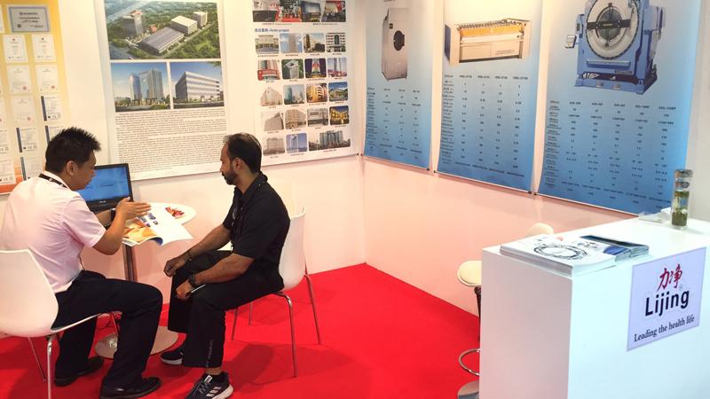 太阳集团网赌网址2020有限企业荣登迪拜国际酒店展览会