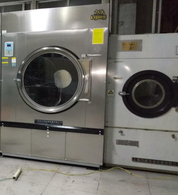 关于酒店宾馆床单被套使用工业洗衣机的洗涤流程